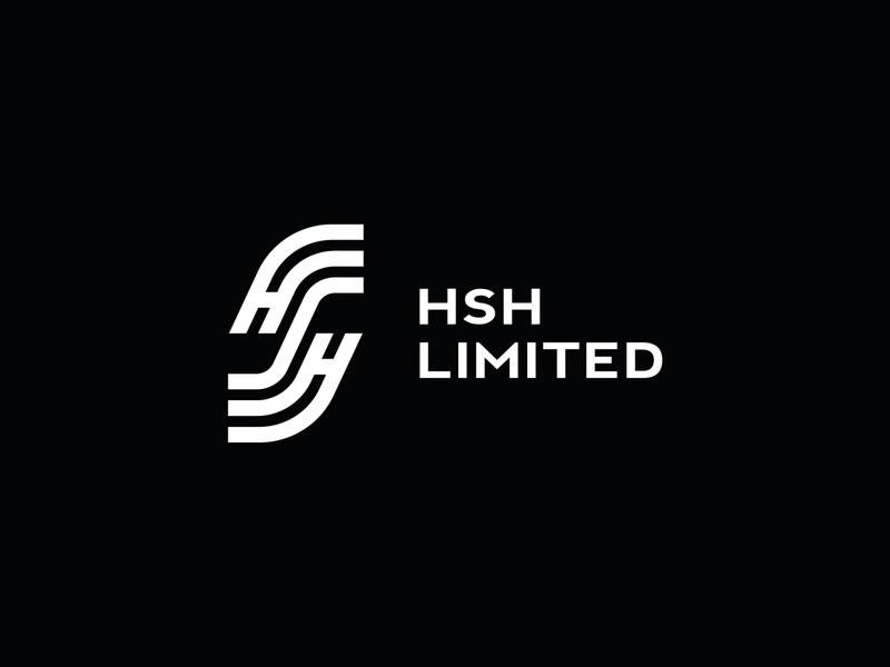 S.H.S Limited behance logofolio eid sherif limited illustrator letter brand typeface type design logos identity branding mark logo