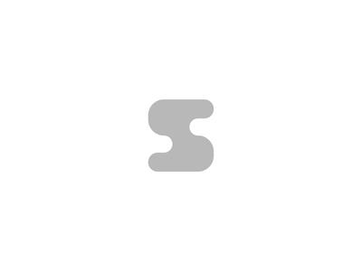 S lettermark