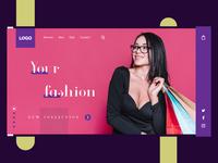Fashion - web