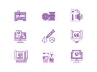 3d Printing Iconpack