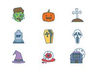 Halloween Iconpack
