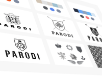 Parodi branding