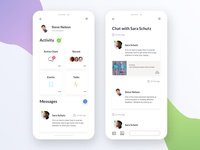 Activity & Messages