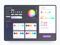 Color Calculator App