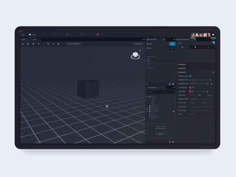 Maxplay ui design ux design software 3d app game menu interface design ux ui