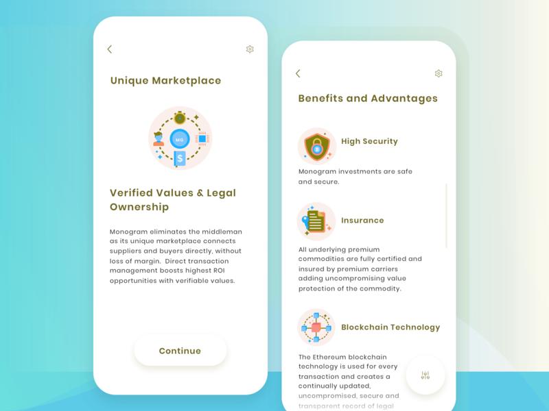 Marketplace ui design ui  ux interface ios web design ui