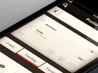 App WIP Profile