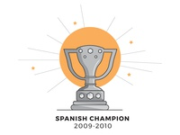 Spanish Champion Trophy