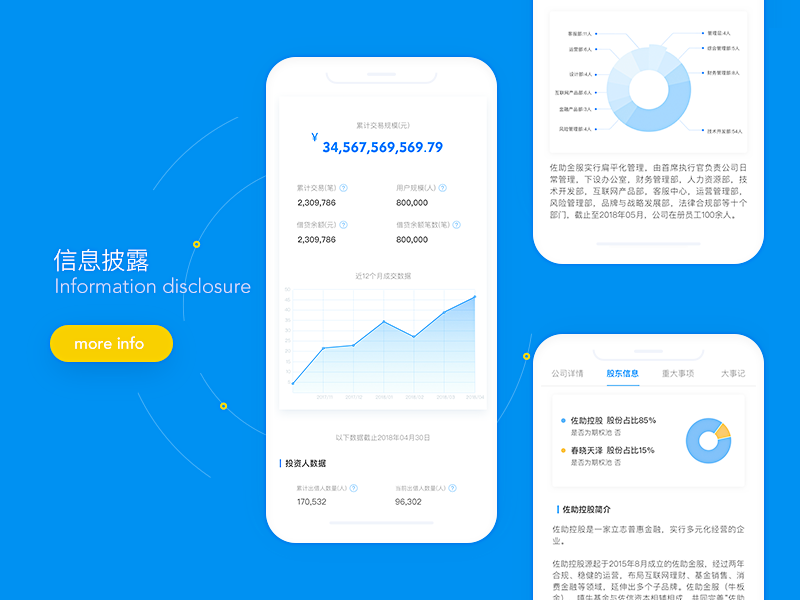 information disclosure wallet ui token payment mobile design dashboard currency crypto blockchain bitcoin app