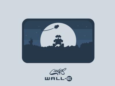 WALL • E | 2D Art