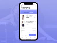 Shopping Bag iPhone X