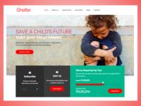 Charity Homepage