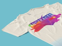 Abstract Swirls - tshirt design
