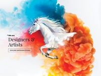 RapidGems - Homepage Design
