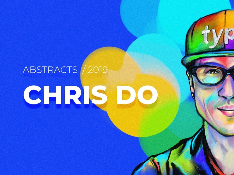 Abstracts - Interview with Chris Do creativity design thinking interviews design thefutur chrisdo abstracts illustration branding art