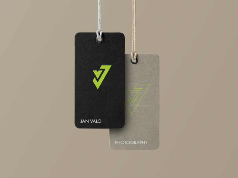 JV Logo branding visual identity typogaphy template design mockup logotype logo