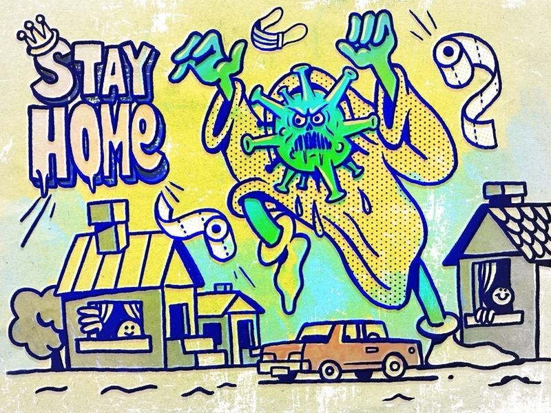 Stay Away From Coronavirus