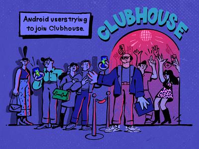 Ipad clubhouse
