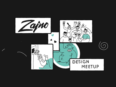 Zajno Desing Meetup vibrant