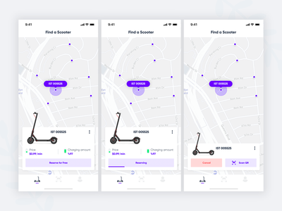Scooter App