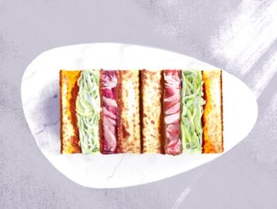 London Eats | Tou Iberico Pork Katsu Sando