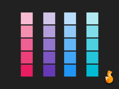 Colour Palettes The Scss Way open-source class generator pattern library style kit html css colour palette ui