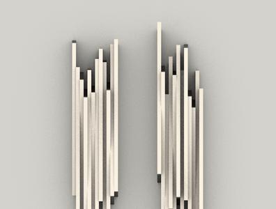 30 abstract 3d geometric c4d