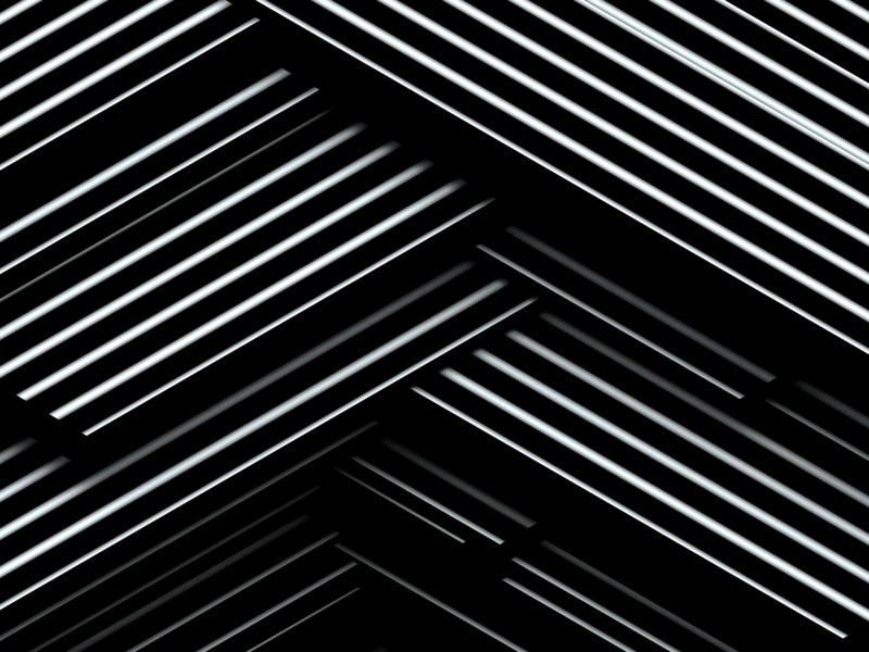 30 ipad dark abstract 3d geometric c4d