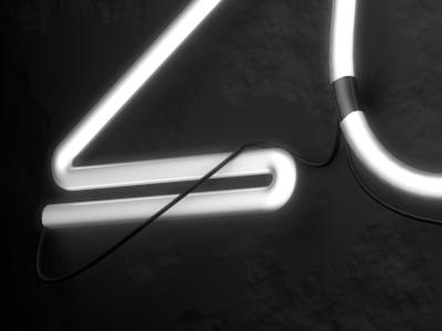 12 3d c4d neon dark
