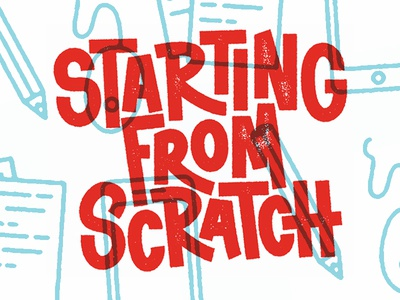 Starting from Scratch freelance letters type hand lettering typography advice designer design podcast