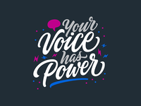 Your Voice has Power