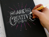 We Are All Creative