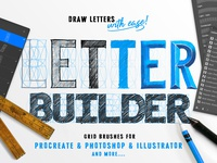 Letter Builder - Draw Letters with Ease!