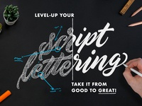 Level-Up Your Script Lettering