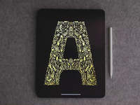 Gold A Dribbble