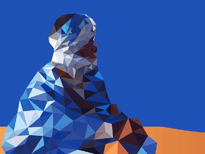 Saharian polygons