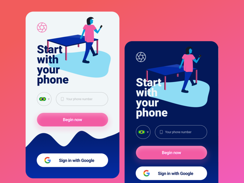 Sign Up mobile app design mobile sign up screen sign up page sign up ux vector design clean illustration uiux ui  ux ui design ui