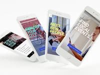 Social Events Mobile App