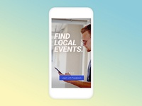 Connecting People via Events