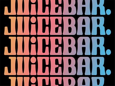 Juicebar Font Available on Creative Market vector texture san francisco creative design display font illustrator illustration branding lettering font design font