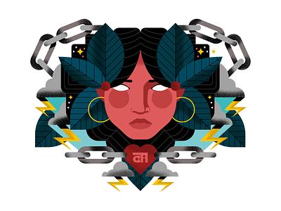 ❤️ California ❤️ design character adobe illustrator vector illustrator holt510 texture san francisco illustration oakland
