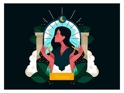 New Project Elements oakland san francisco visual designer vector illustrator character design holt510 texture illustration