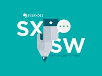 Evernote SXSW 2018
