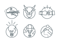 Eatsa Values Icons