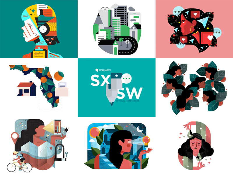 🙌Top 9 Of 2018 🙌 by Jonathan Holt on Dribbble