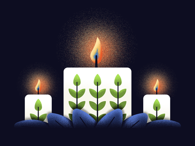 Be A Light To The World texture fire light illustrations candlelight candle