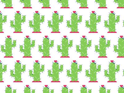 Cactus Pattern design plants green cacti pattern cactus