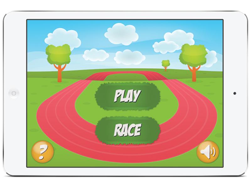 Home Screen edutainment app ipad art game mobile screen home