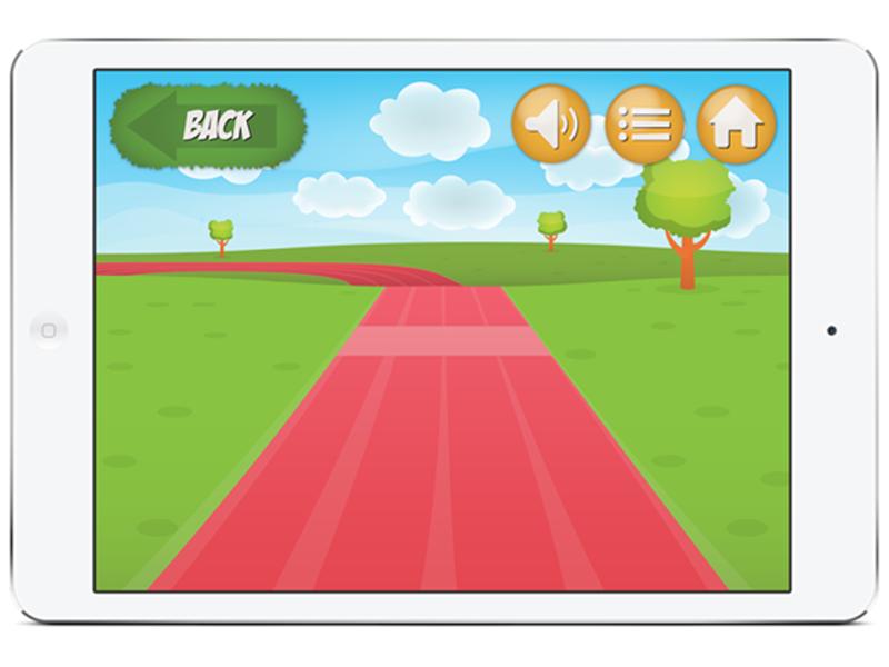 Ready, Set, Go! app ipad art mobile game racing