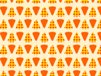 Pizza Shapes Pattern